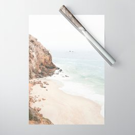 Malibu California Beach Wrapping Paper