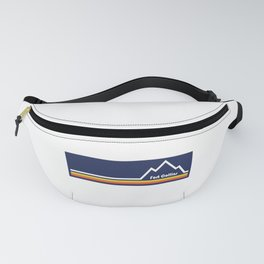 Fort Collins, Colorado Fanny Pack