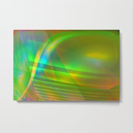 Abstract lighteffects -18- hope Metal Print