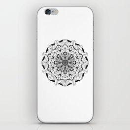 Mandala animals! iPhone Skin