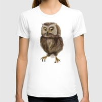 hedwig T-shirts featuring My Hedwig by Mathis Designs