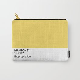 MANTONE® Bropropriation Carry-All Pouch