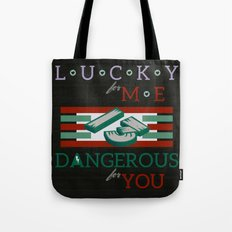 13 Lucky for Me Tote Bag