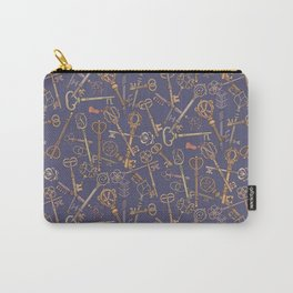 Unlocking Secrets Carry-All Pouch
