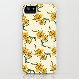 iphone 8 case daffodils