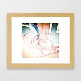 Fixed. Framed Art Print