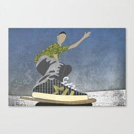 Skateboard 13 Canvas Print