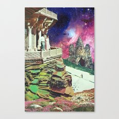 Metaphysical Collapse Canvas Print
