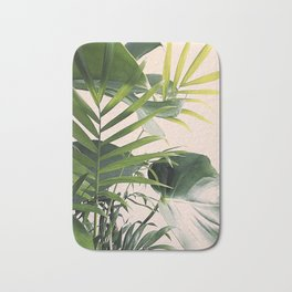 Tropical Mix Bath Mat