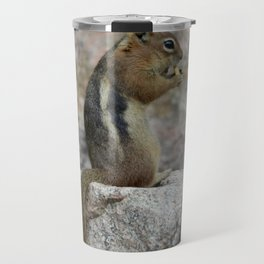 Open Wide Mr. Chipmunk Travel Mug