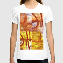 TRIBECA RUST T-shirt