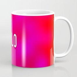 rasberry Coffee Mug