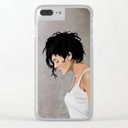 tuff Clear iPhone Case