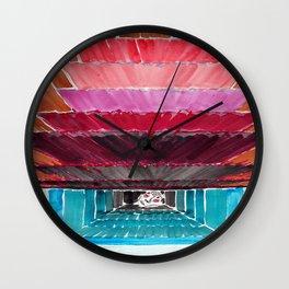 Claustrophobia Phobia Wall Clock