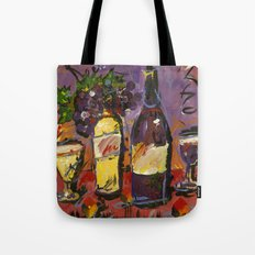 Wine Party  Tote Bag