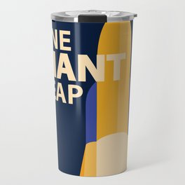 One Giant Leap Travel Mug
