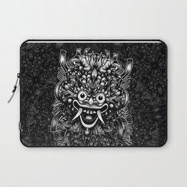 Bali Mask Laptop Sleeve