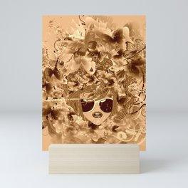 Sehnsucht nach dem Frühling Mini Art Print