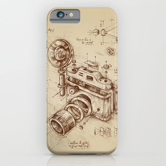 Moment Catcher iPhone & iPod Case