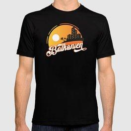Balkonien Urlaub T-shirt