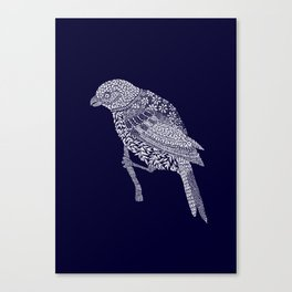 squawk 2 Canvas Print