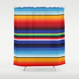 Sunrise in Tulum Shower Curtain