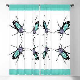 The Beetles Blackout Curtain