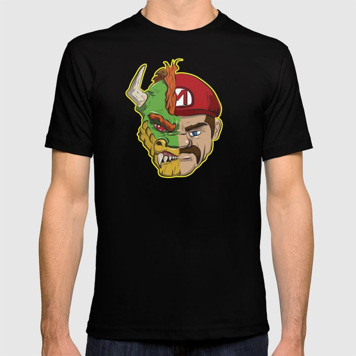 Mario Chimera T-shirt