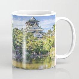 Osaka Castle Reflection Coffee Mug