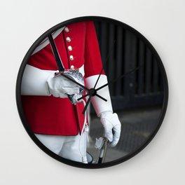 Royal Cavalry Wall Clock