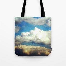 Beauteous May Sky Tote Bag