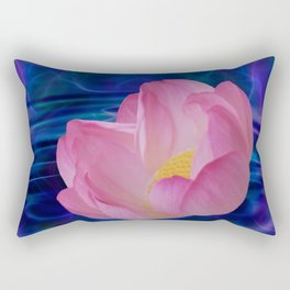 A lotus flowers dream Rectangular Pillow