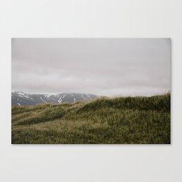 exploring iceland Canvas Print