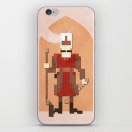 janissary 01 iPhone Skin