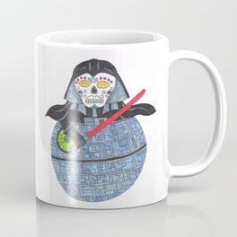 Sugar Skull Dark Lord Coffee Mug