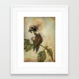 Soul of a Bird Framed Art Print