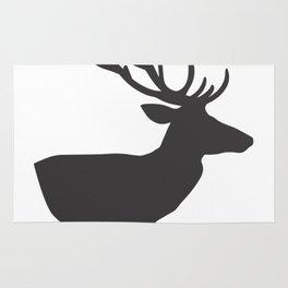 The Deer Head Rug