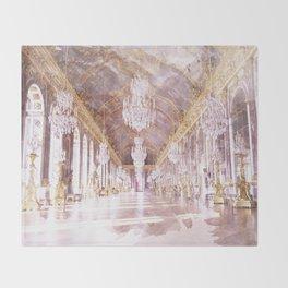 Palace Ballroom Throw Blanket