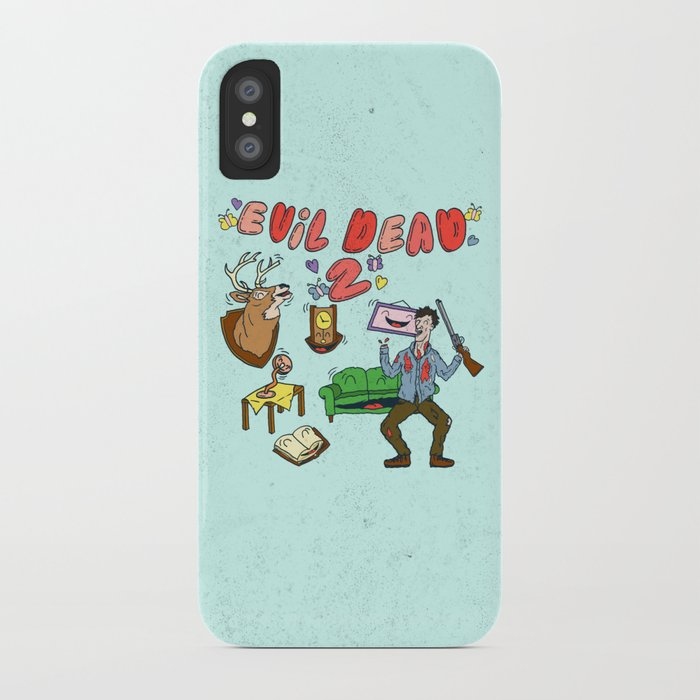 ♥ EVIL DEAD 2 ♥ iPhone Case
