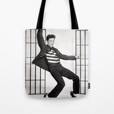 ELVIS PRESLEY - JAILHOUSE ROCK Tote Bag