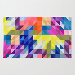 Background colour Rug
