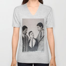 The Greatest of All time in Sports Unisex V-Neck