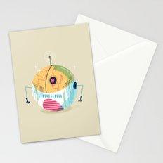 :::Mini Robot-Sfera2::: Stationery Cards