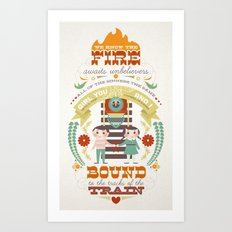 Unbelievers Art Print