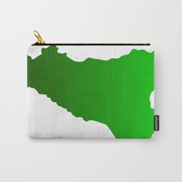sicilian map Carry-All Pouch