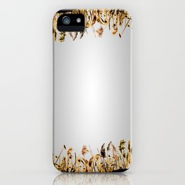 FLOWERS VIEW FROM UNDERNEATH 2 iPhone Case