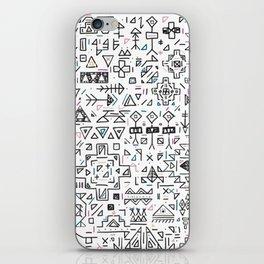 Geometric Wonder iPhone Skin