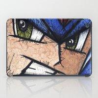 mega man iPad Cases featuring Mega Man X by chris panila