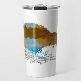 Kiwi Bird Travel Mug