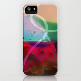 abstract 006. iPhone Case